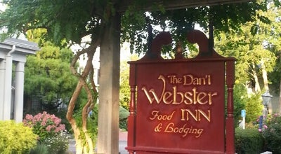 Photo of American Restaurant The Dan'l Webster Inn Restaurant at 149 Main Street, Sandwich, MA 02563, United States