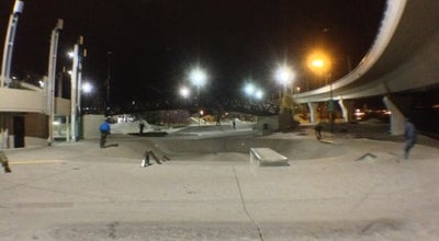 Photo of Skate Park Shaw Millennium Park at 1220 9th Ave Sw, Calgary, AB T3C 0A1, Canada