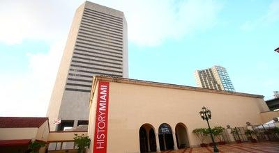 Photo of Museum HistoryMiami at 101 W Flagler St., Miami, FL 33130, United States