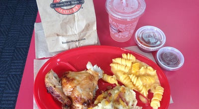 Photo of American Restaurant Boston Market at 106-24 Continental Ave, Forest Hills, NY 11375, United States