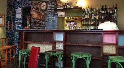 Photo of Cafe Café V lese at Krymská 12, Praha 100 00, Czech Republic