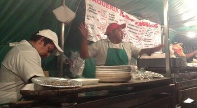 Photo of Taco Place Los Chinos at Prol. División Del Norte 53, Tlalpan 14380, Mexico