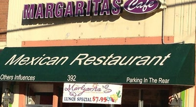 Photo of Mexican Restaurant Margarita's Cafe at 392 Woodbury Rd, Hicksville, NY 11801, United States