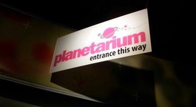 Photo of Planetarium thinktank Planetarium at Millennium Point, Birmingham B4 7XG, United Kingdom
