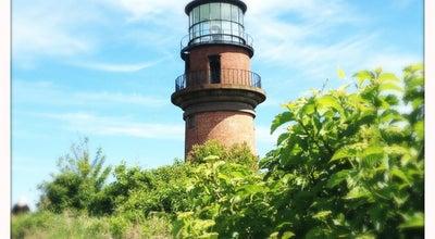 Photo of Lighthouse Gay Head Light (Aquinnah Light) at Lighthouse Rd, Aquinnah, MA 02535, United States