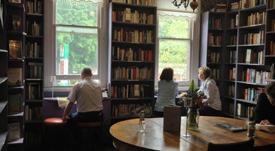 Photo of Cafe Ampersand Cafe and Bookstore at 78 Oxford St, Sydney, NS 2021, Australia