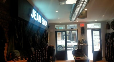 Photo of Clothing Store Jean Shop at 37 Crosby St, New York, NY 10013, United States