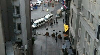 Photo of Roof Deck Pera City Suites Hotel at Mesrutiyet Cad. Orhanadli Apaydin Sokak No 17/a Beyoglu-istanbul, istanbul, Turkey