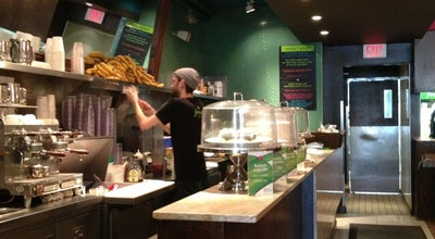 Photo of Vegetarian / Vegan Restaurant Fresh on Bloor at 326 Bloor St. W, Toronto, ON M5S 1W5, Canada
