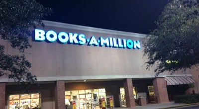 Photo of Bookstore Books A Million at 200 N Entrance Rd, Sanford, FL 32771, United States