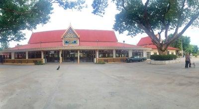 Photo of Buddhist Temple วัดศรีรัตนาราม (บ่อหิน) (Wat Si Rattanaram) at หมู่ 8 หนองขาม, ศรีราชา 20110, Thailand
