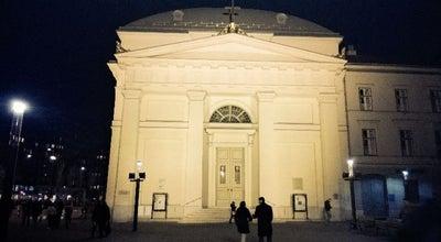 Photo of Monument / Landmark Deák téri evangélikus templom at Deák Ferenc Tér 4, Budapest 1052, Hungary
