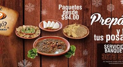 Photo of Mexican Restaurant ¿Qué Pachó? at Av Naciones Unidas 4762, Zapopan 45110, Mexico