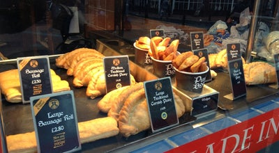 Photo of Bakery West Cornwall Pasty Co at 1 Northbrook Street, Newbury, United Kingdom