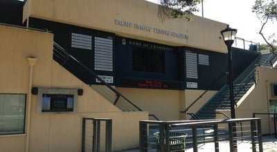 Photo of College Tennis Court Taube Family Tennis Stadium at 625 Campus Dr, Stanford, CA 94305, United States