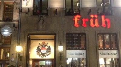 Photo of Food Brauhaus Früh am Dom at Am Hof 12-18, Köln 50667, Germany