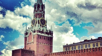 Photo of Historic Site Red Square (Krasnaya ploshchad) at Красная Площадь, Moscow, Russia