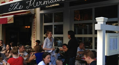 Photo of Seafood Restaurant The Mermaid Inn at 568 Amsterdam Ave, New York, NY 10024, United States