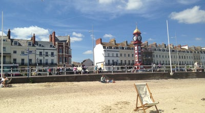 Photo of Beach Weymouth Beach at The Esplanade, Weymouth, United Kingdom