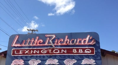 Photo of BBQ Joint Little Richard's Lexington BBQ at 4885 Country Club Rd, Winston Salem, NC 27104, United States