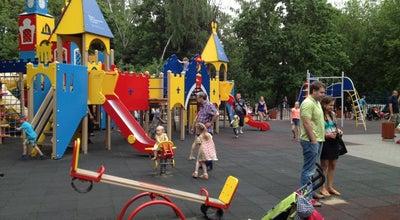 Photo of Playground Детская площадка at Пкио «сокольники», Москва, Russia