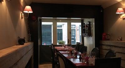 Photo of French Restaurant Bistrot des Alpes at Utrechtsedwarsstraat 141, Amsterdam 1017 WE, Netherlands