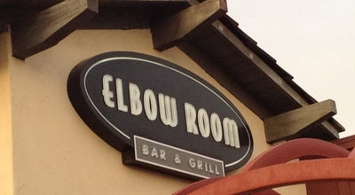 Photo of Steakhouse Elbow Room Bar & Grill at 731 W San Jose Ave, Fresno, CA 93704, United States