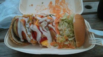 Photo of Burger Joint Super Burger at Läntinen Valkoisenlähteentie 56, Vantaa 01300, Finland