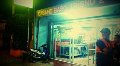 Photo of Ramen / Noodle House Baso Trisno at Jl. Baros No. 136, Cimahi, Indonesia