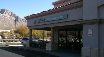 Photo of Mexican Restaurant Rubio's at 10509 N Oracle Rd, Oro Valley, AZ 85737, United States