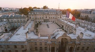 Photo of Government Building Palais de l'Élysée at 55 Rue Du Faubourg Saint-honoré, Paris 75008, France