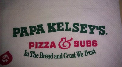 Photo of Pizza Place Papa Kelsey's Pizza & Subs at 840 E Alameda Rd, Pocatello, ID 83201, United States