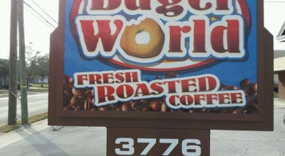 Photo of Bagel Shop Bagel World Cafe at 3776 S Hopkins Ave, Titusville, FL 32780, United States