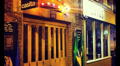 Photo of Cocktail Bar Casita at 5a Ravey St, Shoreditch EC2A 4QW, United Kingdom