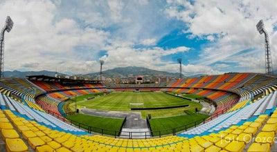 Photo of Soccer Stadium Estadio Atanasio Girardot at Cll 48 # 73 - 10, Medellin, Colombia