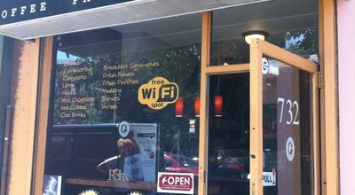 Photo of Coffee Shop Penny House Cafe at 732 Washington Ave, Brooklyn, NY 11238, United States