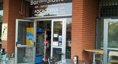 Photo of Cafe Bar della Stazione at Piazza Giulio Ii, Albisola Superiore 17011, Italy