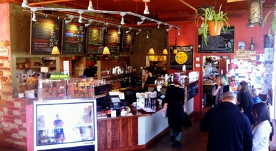 Photo of Vegetarian / Vegan Restaurant Chaco Canyon Organic Cafe at 4757 12th Ave Ne, Seattle, WA 98105, United States