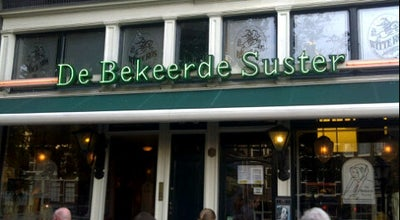 Photo of Modern European Restaurant De Bekeerde Suster at Kloveniersburgwal 6-8, Amsterdam 1012 CT, Netherlands