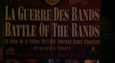Photo of Bar Complexe resto-bar Le Fan Club at 41 Rue Blainville Ouest, Sainte-Thérèse, Qc J7E 1X3, Canada
