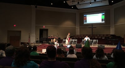 Photo of Church Rogers First Church Of The Nazarene at 4911 W Pleasant Grove Rd, Rogers, AR 72758, United States