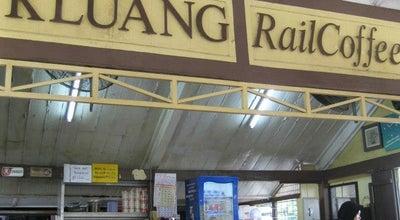 Photo of Coffee Shop Kluang RailCoffee at No. 20 & 21 Jalan Tasik, Pusat Perniagaan Tasik, Kluang 86000, Malaysia