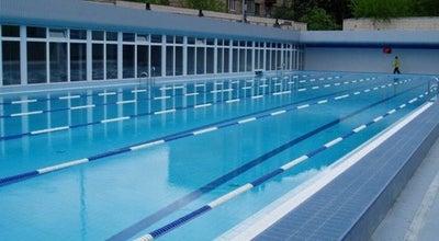 Photo of Pool Басейн «Юність» at Вул. Бастіонна, 7, Київ, Ukraine