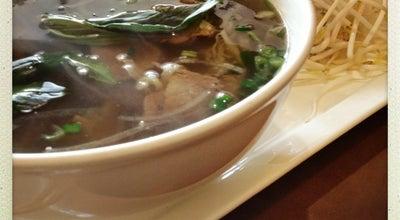 Photo of Asian Restaurant Pho V Noodle House & Sushi at 3600 Harwood, Bedford, TX 76021, United States