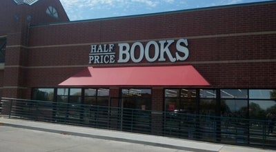Photo of Bookstore Half Price Books at 10201 University Ave., Clive, IA 50325, United States