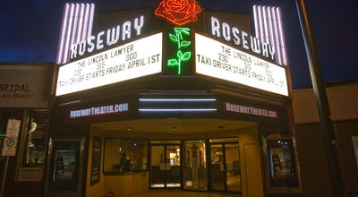 Photo of Movie Theater Roseway Theater at 7229 Ne Sandy Blvd, Portland, OR 97213, United States