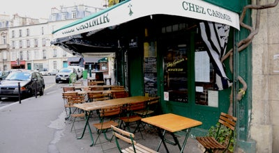 Photo of French Restaurant Chez Casimir at 6, Rue De Belzunce, Gare Du Nord, Paris, France