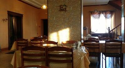 Photo of Cafe Северный Союз at Мостовая 16а, Russia
