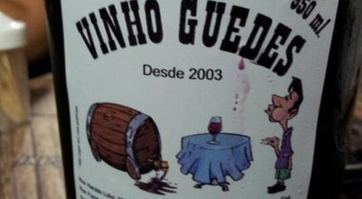Photo of Winery Casa do Vinho Guedes at R Haroldo Lobo, 354, Guarulhos 07120-150, Brazil