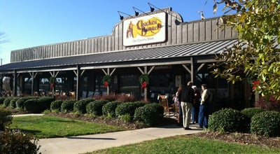 Photo of American Restaurant Cracker Barrel Old Country Store at 123 Regency Center Drive I-77 & Sr 150, Mooresville, NC 28117, United States